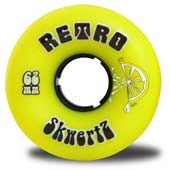 SkwertZ Skateboard Wheels - 62mm