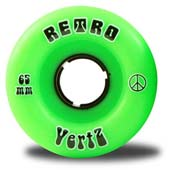 VertZ Skateboard Wheels - 65mm