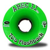 Abec 11 70s Flashback Wheels 70mm