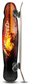 Gravity SkateBoards - Pier Pleasure 43 Inch Carve Longboard