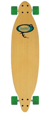 Loaded Pintail from Loaded Longboards