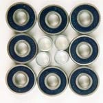 Longboard Bearings - Abec 3