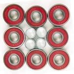 Longboard Bearings - Abec 5