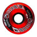 lush longboard wheels
