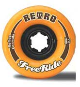 FreeRides Longboard Wheels - 72mm