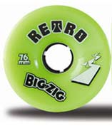 BigZigs Longboard Wheels - 75mm