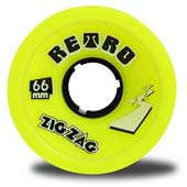 ZigZags Longboard Wheels - 66mm