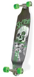 Sector 9 Carbon Decay